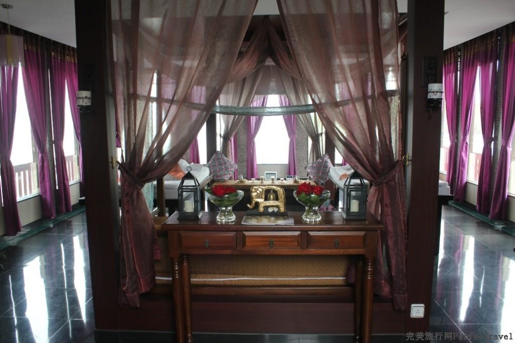 选址精妙,建在集自然风景和商业氛围于一体的风水宝地的御庭精品酒店李公堤店 - 完美旅行Perfectravel - 完美旅行Perfectravel的博客