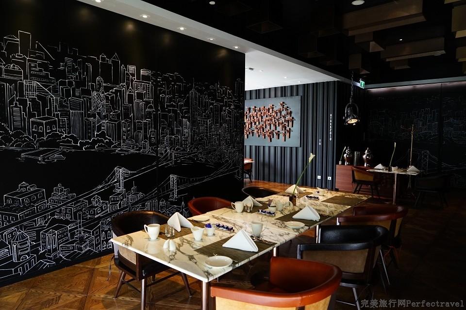 充满设计感,最不像希尔顿的希尔顿酒店:曼谷素坤逸希尔顿酒店(Hilton sukhumvit bangkok) - 完美旅行Perfectravel - 完美旅行Perfectravel的博客