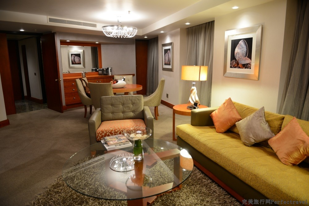 最令人惊艳的英语国家:南非(二):探索周边最佳的大本营--约堡洲际Sandton Tower酒店 - 完美旅行Perfectravel - 完美旅行Perfectravel的博客