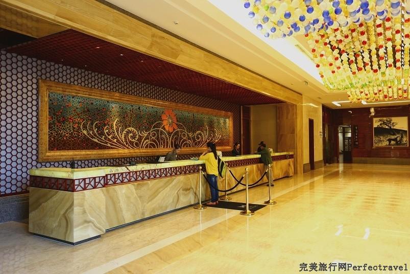 亮点无多的无锡希尔顿逸林酒店(Double tree by hilton wuxi) - 完美旅行Perfectravel - 完美旅行Perfectravel的博客