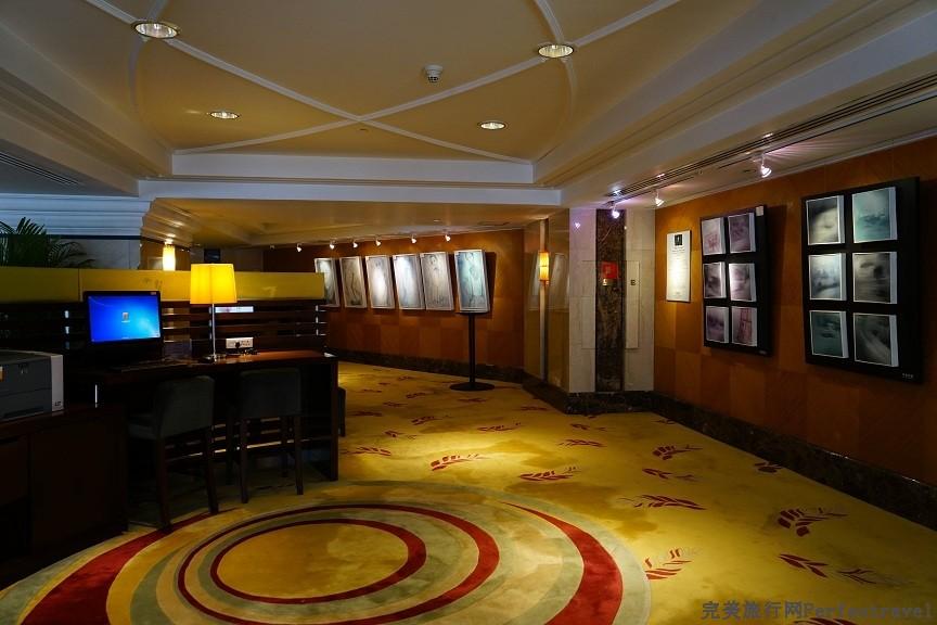 修旧如旧的南京金丝利喜来登酒店(Sheraton nanjing kingsley hotel  towers) - 完美旅行Perfectravel - 完美旅行Perfectravel的博客