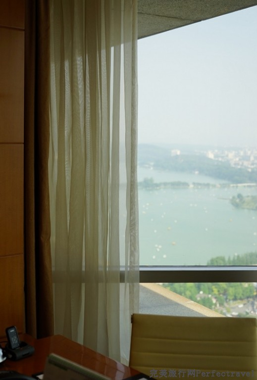 位于市中心,坐拥玄武湖--南京地段最好的酒店:南京威斯汀酒店(The westin nanjing) - 完美旅行Perfectravel - 完美旅行Perfectravel的博客
