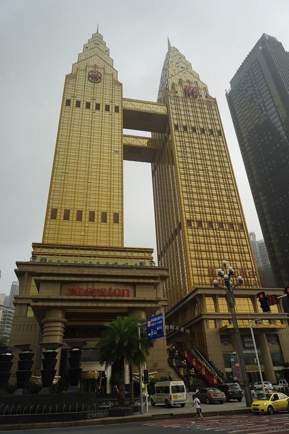 此地最土豪--中国最土豪的酒店建筑:重庆喜来登酒店 - 完美旅行Perfectravel - 完美旅行Perfectravel的博客