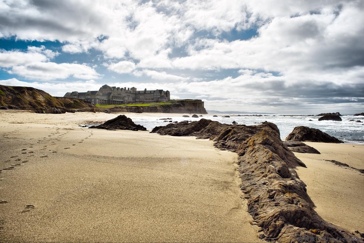 美国西海岸的结婚圣地、最浪漫的海滨酒店:半月湾丽思卡尔顿酒店 - 完美旅行Perfectravel - 完美旅行Perfectravel的博客
