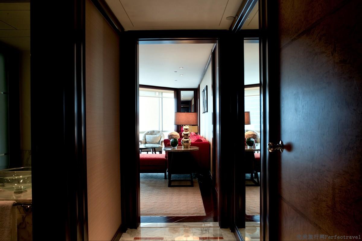 上海金茂君悦大酒店 - 完美旅行Perfectravel - 完美旅行Perfectravel的博客