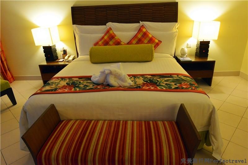 三亚万豪度假酒店:茅草亭下好风光 - 完美旅行Perfectravel - 完美旅行Perfectravel的博客