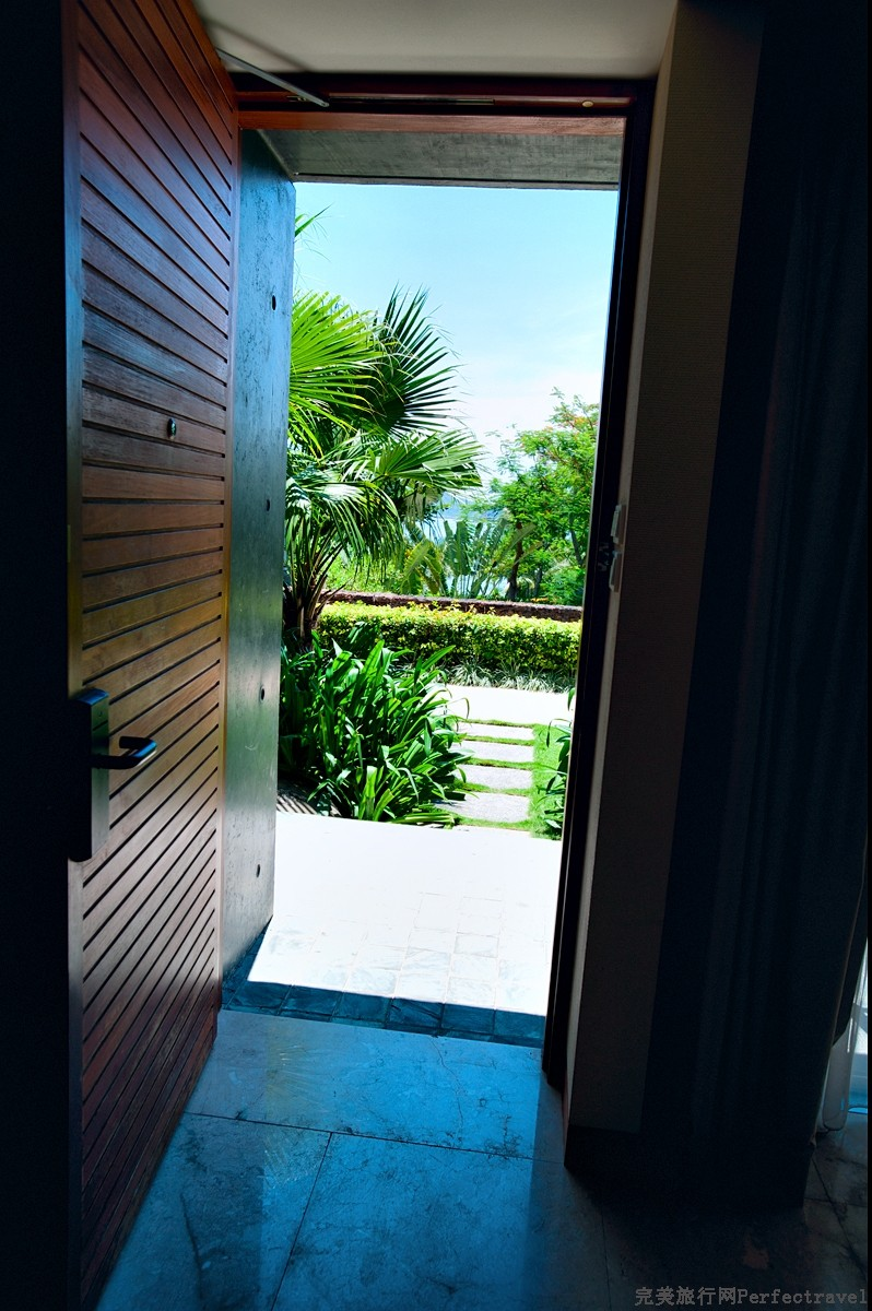 三亚奢华酒店代表作:三亚文华东方酒店 - 完美旅行Perfectravel - 完美旅行Perfectravel的博客