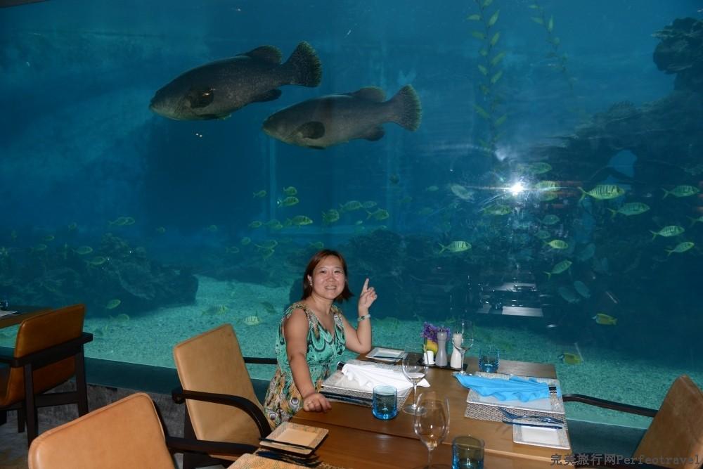 海棠湾天房洲际度假酒店:四大镇店之宝+海洋餐厅浪漫晚餐全揭秘 - 完美旅行Perfectravel - 完美旅行Perfectravel的博客