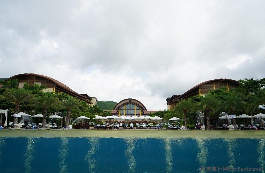 三亚亚龙湾瑞吉度假酒店(The St.Regis Sanya Yalong Bay Resort) - 完美旅行Perfectravel - 完美旅行Perfectravel的博客