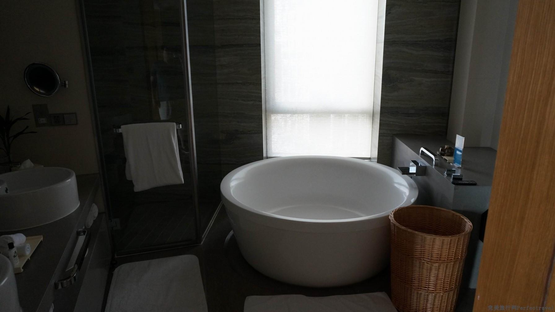 中秋宅酒店之苏州洲际全景湖景房 - 完美旅行Perfectravel - 完美旅行Perfectravel的博客